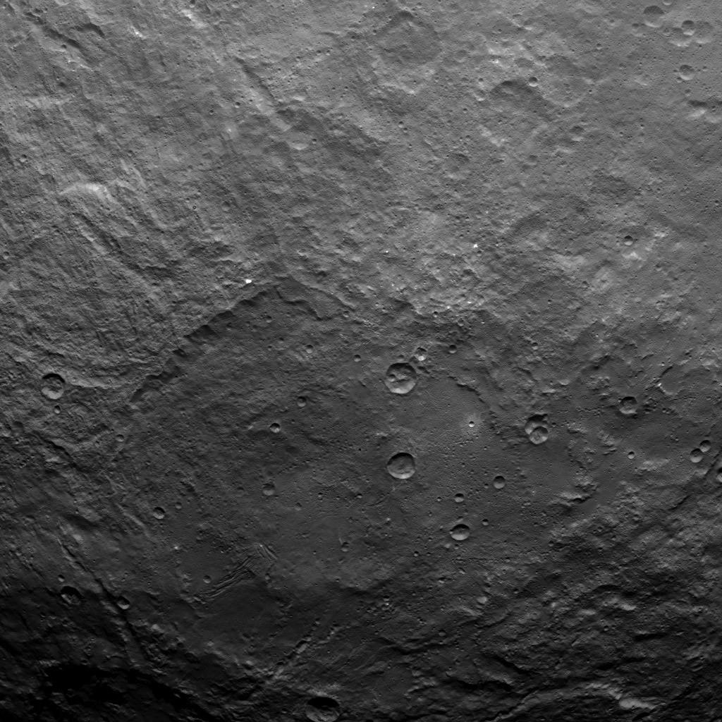 Orbite 31,  altitude : 4400 km, résolution : 410 m par pixel