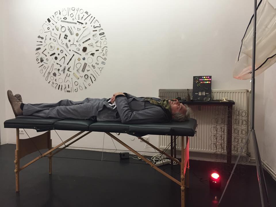 wire healing studio von stephan brenn; foto©pierre granoux