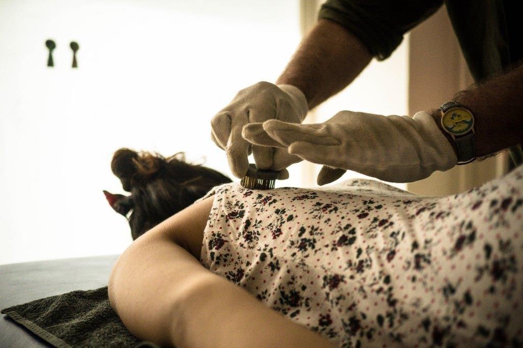 wire healing studio von stephan brenn; foto©cristopher