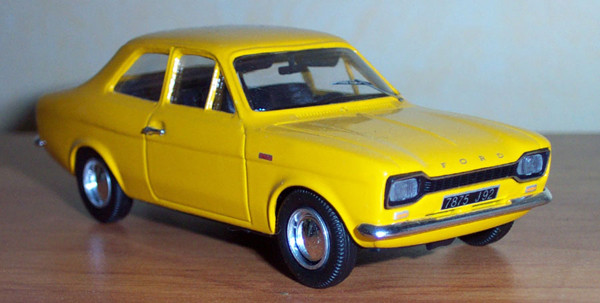 Ford escort Mk1 1300 GT 1968 Trofeu ref: 501