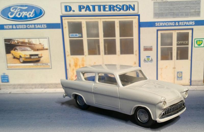 Ford anglia 105E 1959 KDN