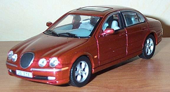 Jaguar S-Type 1999 cararama