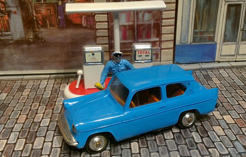 Ford anglia 105E 1959 Norev ref 67