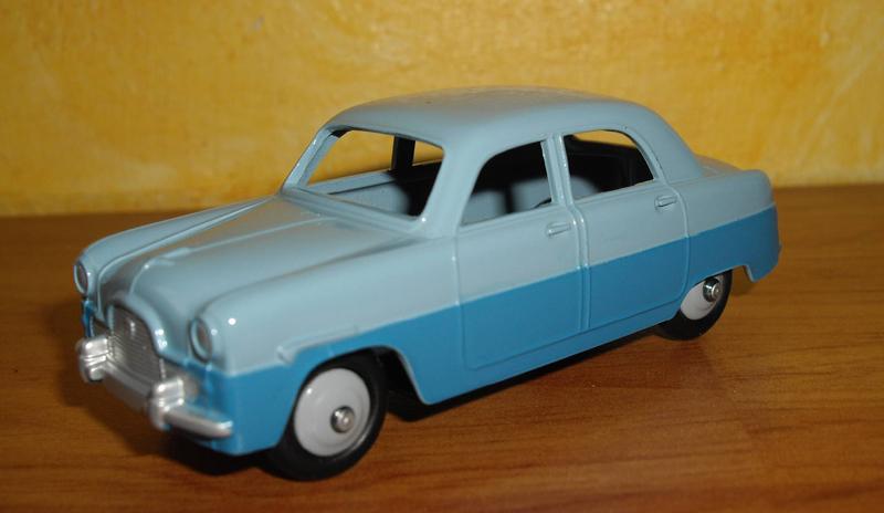 Ford zephyr Mk1 1951,