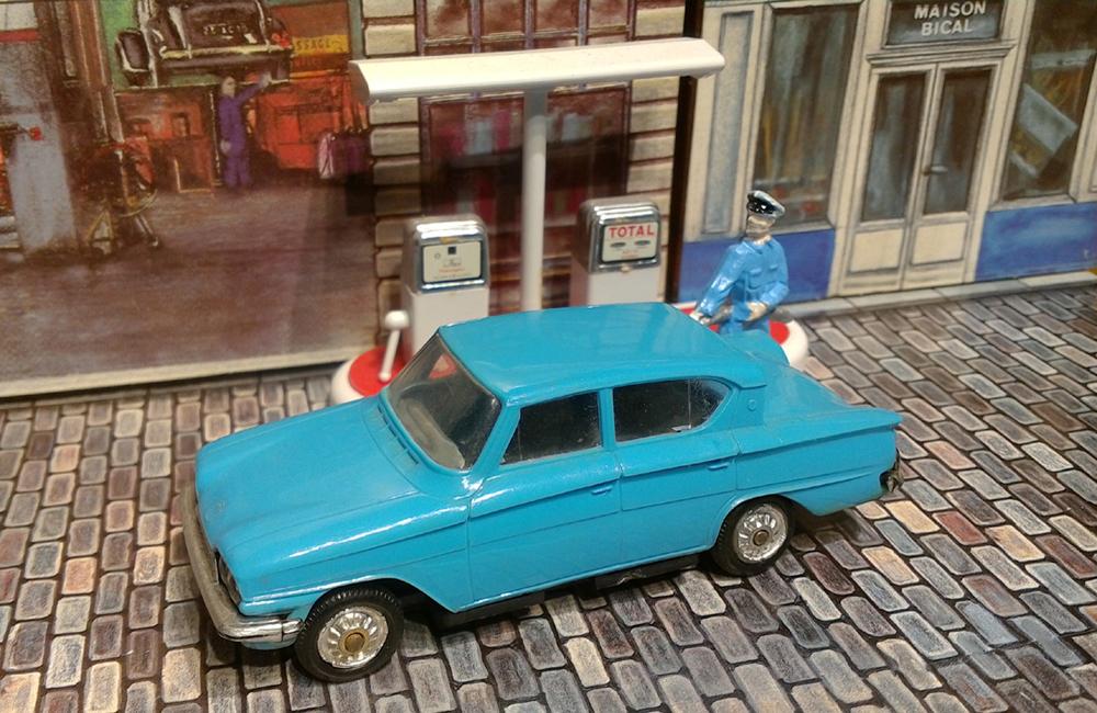 Ford consul 315 1961,