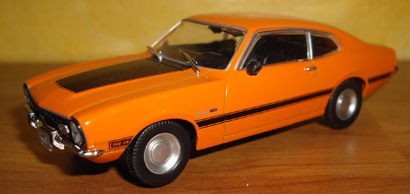 Ford maverick GT 1974 Altaya carros inesqueciveis do Brasil n°4