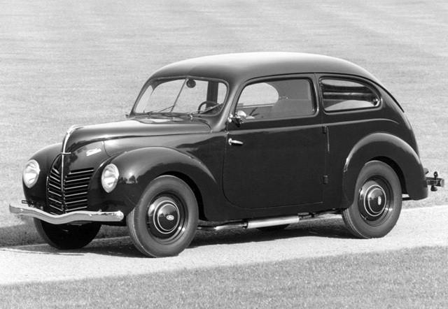 Ford Taunus G93A 1939/1942