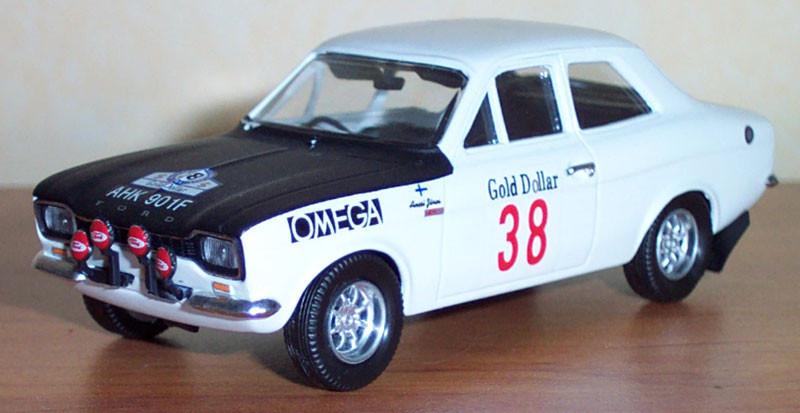 Ford escort Mk1 1600 TC 1000 lacs 1968 Trofeu ref: 508