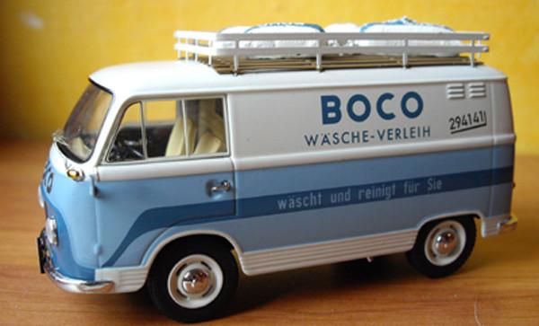 Ford FK 1000 1953 Boco schuco