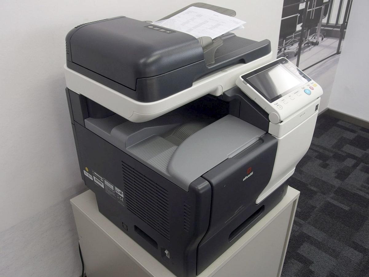 Multifunktionsdrucker Color