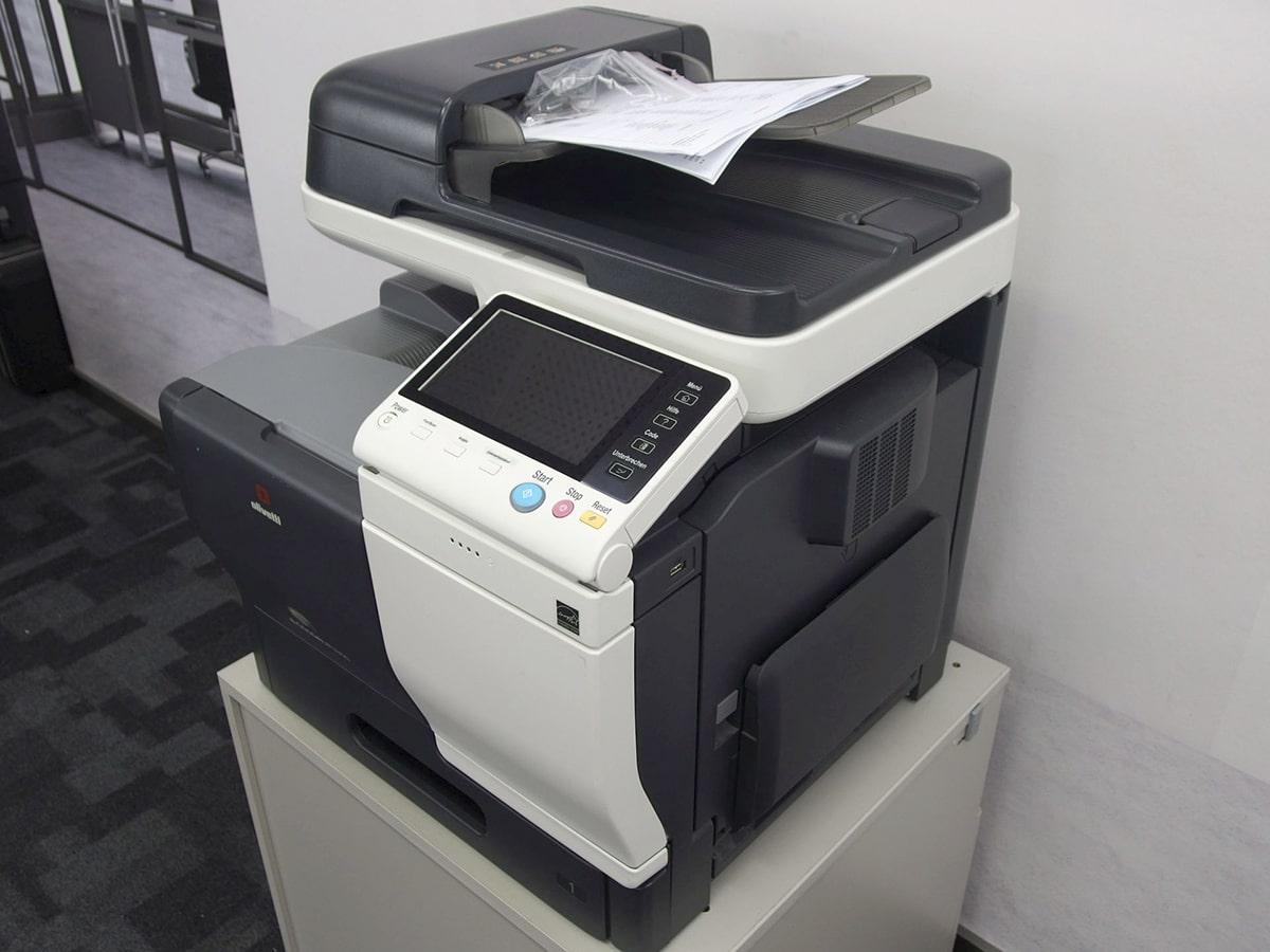 Olivetti Farblaserdrucker A4