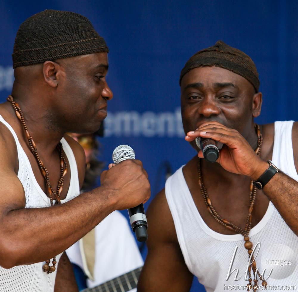 Les Jumeaux de MASAO (Masao Masu). photo :  HLW Images