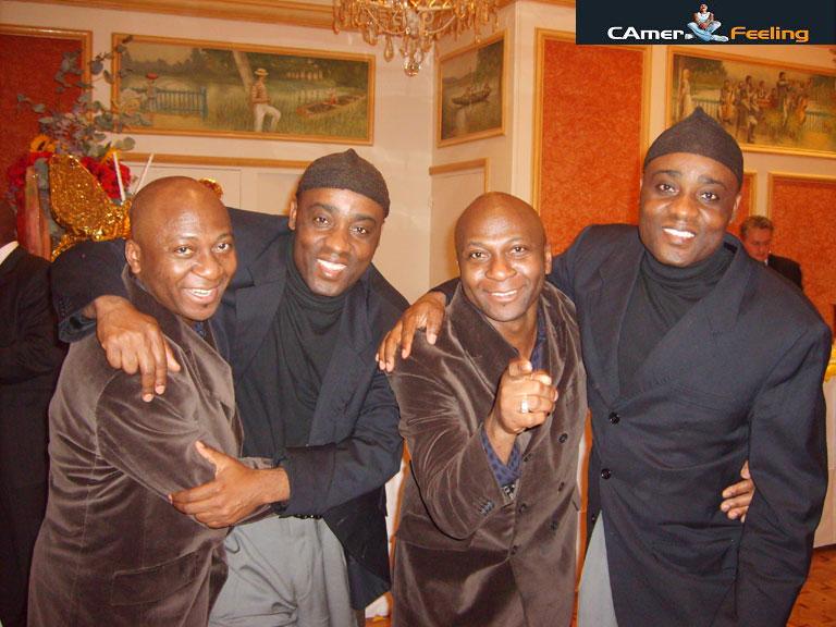 Les Jumeaux de MASAO (Masao Masu) With the singers Epée and Koum
