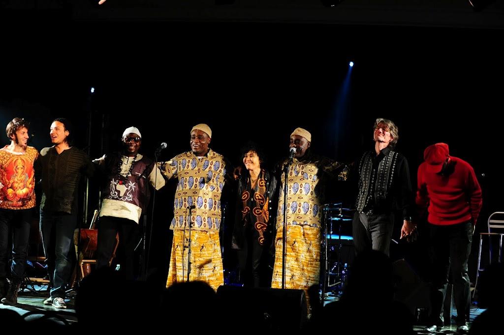 """Les Jumeaux de MASAO (Masao Masu) In concert in Québec City for the festival """"Journées d'afrique"""""""