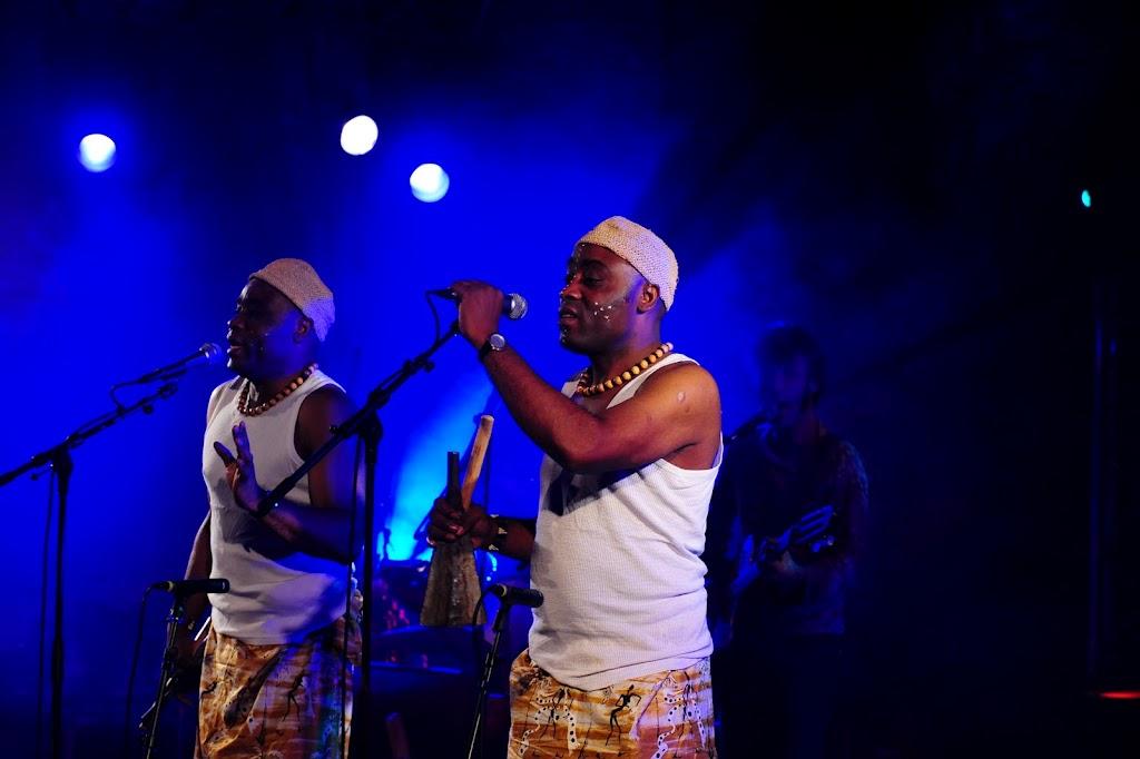 Les Jumeaux de MASAO (Masao Masu). Photo : Julien Pignol