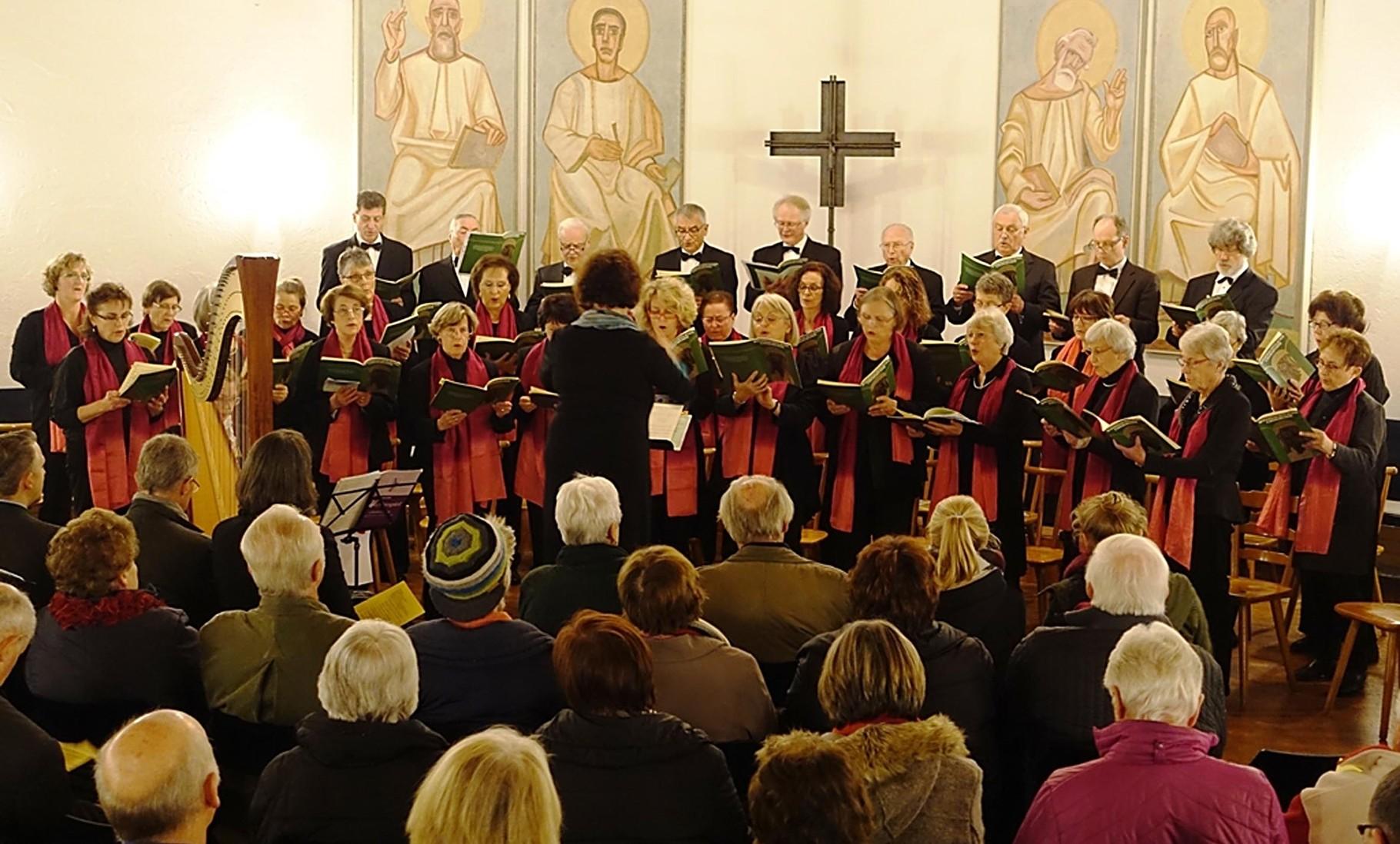 19. 12. 2015 Weihnachtskonzert in der Evangelischen Kirche, Grafing
