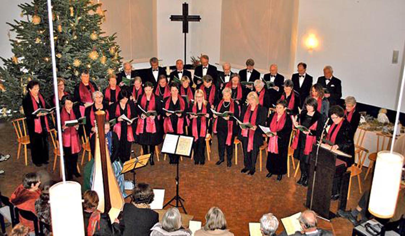 2013 - Adventskonzert in der evangelischen Kirche, Grafing