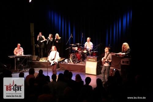 Eric Clapton tribute Braunschweig