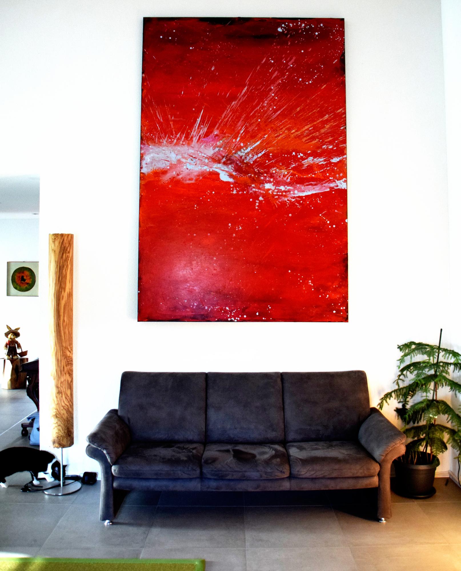 rote große Bilder