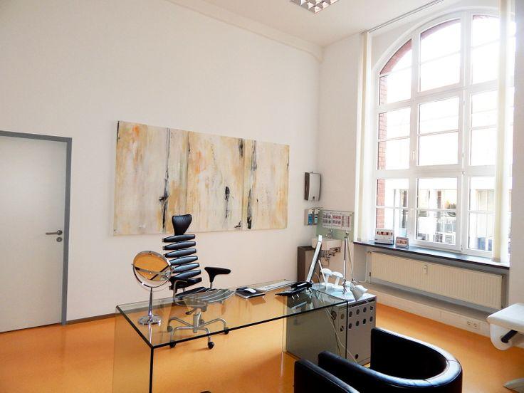 Kunst für Unternehmen - Schönheitsklinik entezami Hannover