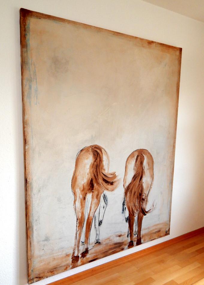 Pferd Bild, groß Onlinegalerie
