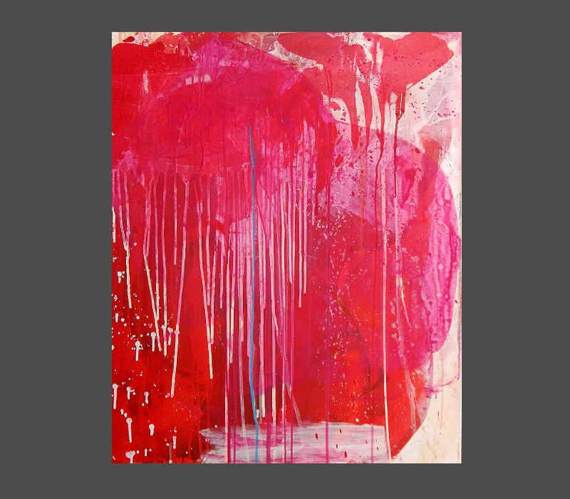 rote Bilder abstrakt