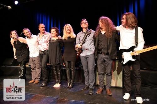 Band aus Braunschweig Eric Clapton tribute