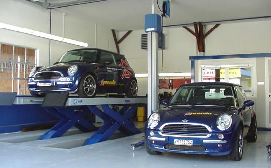 Unterwies Garage Rüti