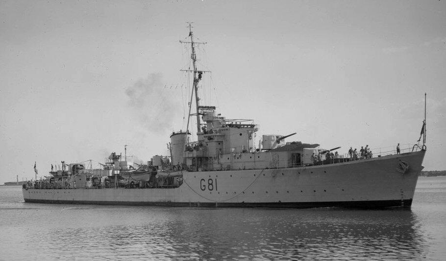 HMAS Quiberon
