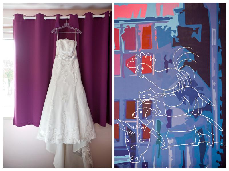 Brautkleid, Hochzeitsvorbereitungen, Bremen,