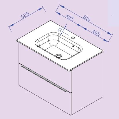 gamme plans de toilette designer en sur mesure. Black Bedroom Furniture Sets. Home Design Ideas