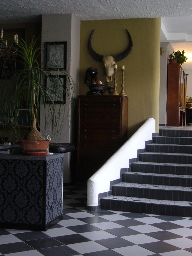 Staircase Port Royal