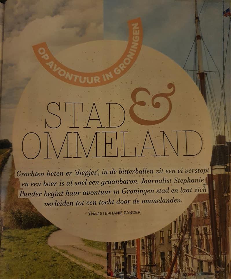 """""""Op avontuur in Groningen"""""""