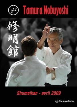 DVD : Tamura Nobuyoshi - Shumeïkan Avril 2009