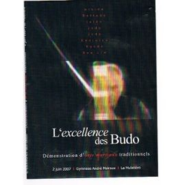 DVD : L'excellence des Budo.
