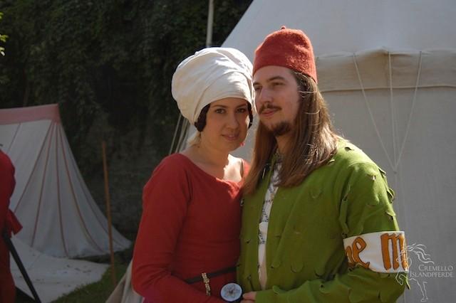 Jens und Myriam