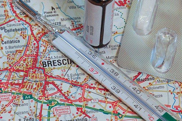 News: Strenge Anti-Covid-Regeln in Italien und Corona-Prozess in Wien