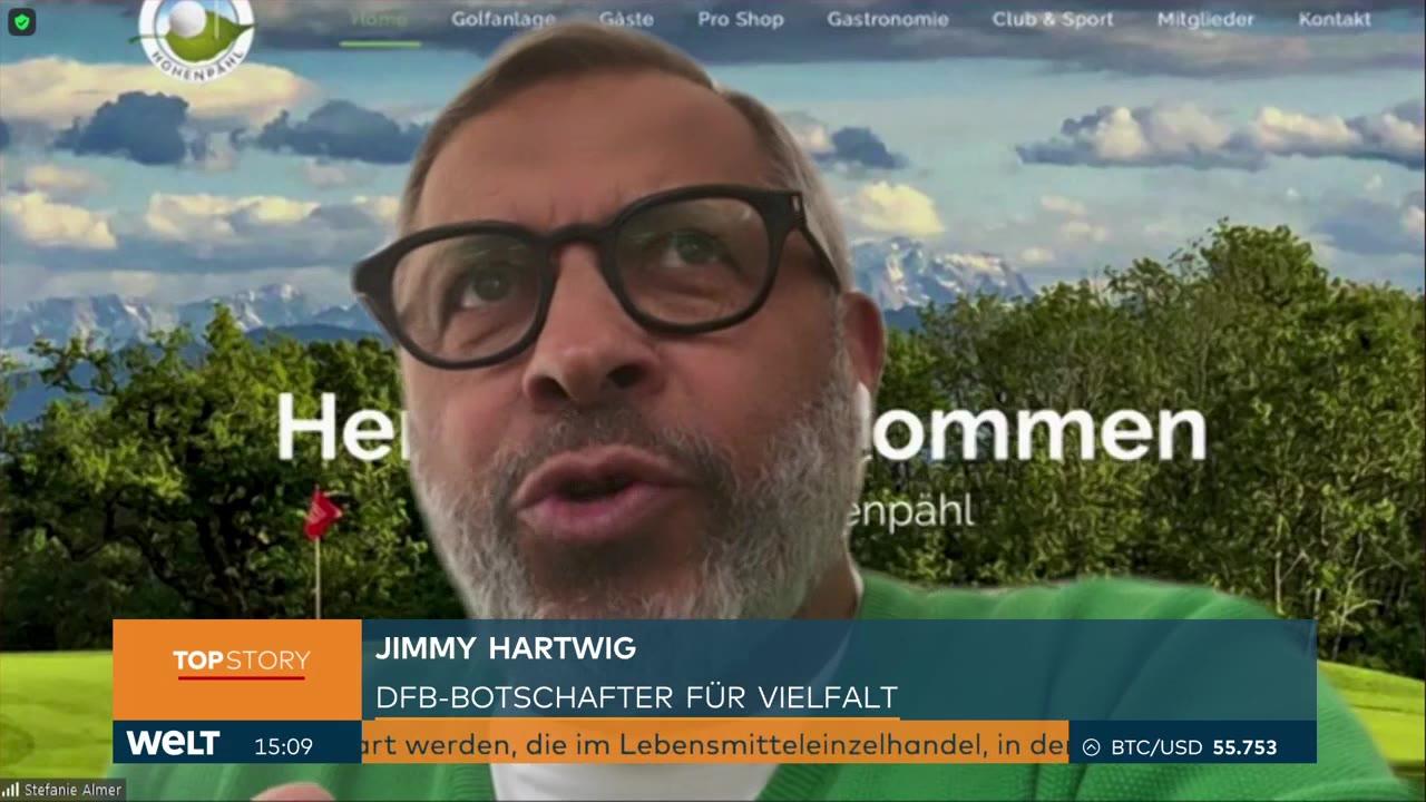 Rassismus-Vorwurf Lehman:  Lob von Jimmy Hartwig für Hertha BSC Berlin