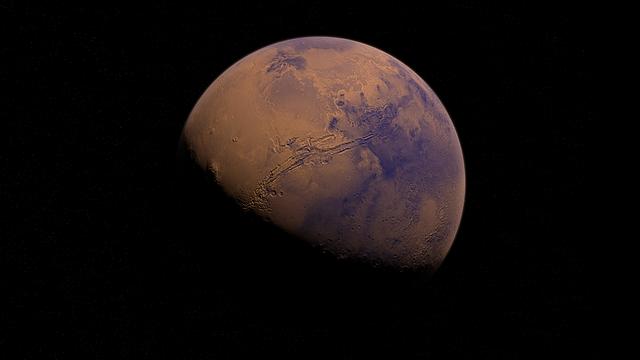 """Nasa-Rover """"Perseverance"""" landet heute auf dem Mars - Nach Leben auf dem Planeten suchen"""