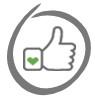 Facebook - Folge uns! Erfahre immer zuerstvon unseren neu entdeckten Alternativen für noch erfolgreiche Trainings