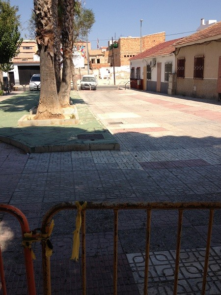 Plaza Constitucion (Espinardo)