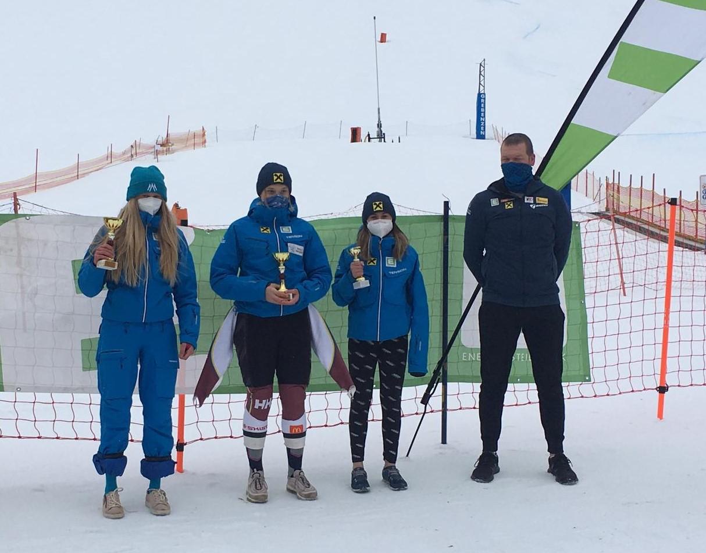 Schülercup - 3. Rennen für Anna Pieber