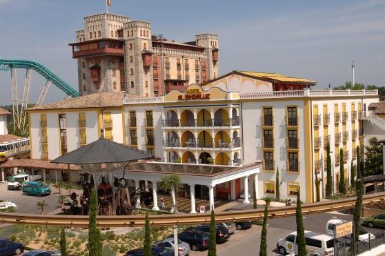 Hotel El Andaluz, Europa Park