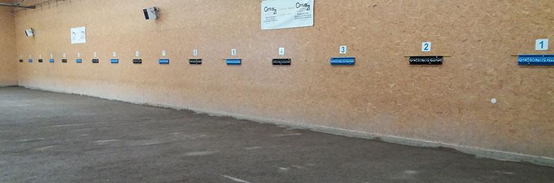 Le compteur de point de pétanque à bille captive personnalisé aux couleurs de la commune de Saint-Quentin