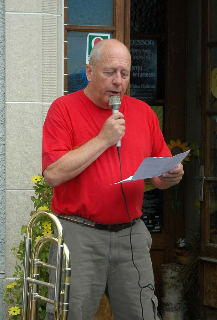Jean-Pierre Golay, marin émérite