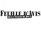 Feuille d'Avis de la Vallée de Joux