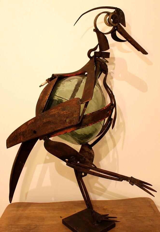 Oiseau bonbonne 100 cm indisponible