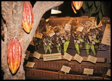 l'atelier du chocolat à Bayonne
