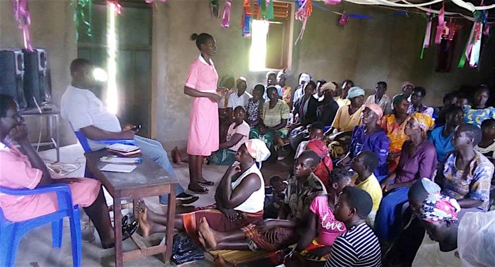 Educazione sanitaria delle donne da parte delle nostre ostetriche