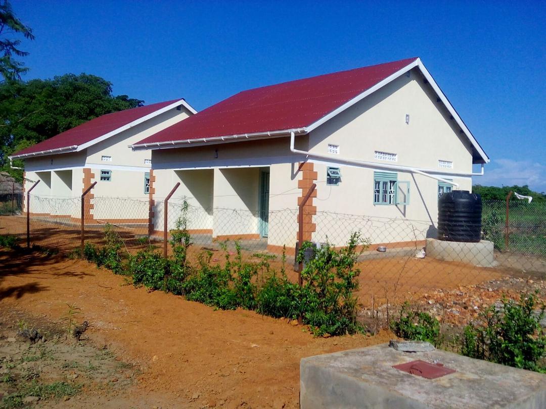 I 4 nuovi appartamenti per il personale